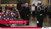 Life, Legacy, and George H. W. Bush: REMEMBERING 41  BE  WEEK 96 This week our nation joined together to honor the life and legacy of our 41st President, George H.W. Bush.