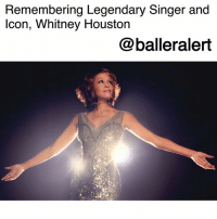 "Remembering Legendary Singer and Icon, Whitney Houston - blogged by @lanaladonna (swipe) ⠀⠀⠀⠀⠀⠀⠀ ⠀⠀⠀⠀⠀⠀⠀ It's been six years since the death of legendary singer, actress, producer, and model, WhitneyHouston. ⠀⠀⠀⠀⠀⠀⠀ ⠀⠀⠀⠀⠀⠀⠀ Houston died at 48 in 2012 after being found unconscious in a bathtub in a Beverly Hills hotel. It was reported that the singer passed due to cocaine use and heart disease. ⠀⠀⠀⠀⠀⠀⠀ ⠀⠀⠀⠀⠀⠀⠀ Houston's legacy included winning six Grammys and selling 170 million albums, singles, and videos over her career. Whitney, to this day, is the only artist to chart seven consecutive No. 1 Billboard Hot 100 songs and is the only woman to have two number-one Billboard 200 album awards. ⠀⠀⠀⠀⠀⠀⠀ ⠀⠀⠀⠀⠀⠀⠀ Houston made her acting debut in ""The Bodyguard"" in 1992, where she performed the lead single from the film's soundtrack, 'I Will Always Love You.' The song easily became a highlight of Houston's career, and one of her signature records. It received the Grammy Award for Album of the Year in 1994. ⠀⠀⠀⠀⠀⠀⠀ ⠀⠀⠀⠀⠀⠀⠀ Houston's pursuit in acting didn't stop there. Aside from her appearance in Disney's 'Cinderella,' she landed leading roles in 'Waiting to Exhale' and 'The Preacher's Wife.' ⠀⠀⠀⠀⠀⠀⠀ ⠀⠀⠀⠀⠀⠀⠀ Whitney's career contributed to breaking the color barrier that so many African-American artists faced. ⠀⠀⠀⠀⠀⠀⠀ ⠀⠀⠀⠀⠀⠀⠀ On this day we remember her legacy, career, angelic voice, and the contributions she made to the entertainment industry as we know it. Houston left behind her mother, two brothers, and her daughter Bobbi Kristina, who died three years later. ⠀⠀⠀⠀⠀⠀ ⠀⠀⠀⠀⠀⠀ May Whitney Houston continue to Rest In Peace!: Remembering Legendary Singer and  lcon, Whitney Houston  @balleralert Remembering Legendary Singer and Icon, Whitney Houston - blogged by @lanaladonna (swipe) ⠀⠀⠀⠀⠀⠀⠀ ⠀⠀⠀⠀⠀⠀⠀ It's been six years since the death of legendary singer, actress, producer, and model, WhitneyHouston. ⠀⠀⠀⠀⠀⠀⠀ ⠀⠀⠀⠀⠀⠀⠀ Houston died at 48 in 2012 after being found unconscious in a bathtub in a Beverly Hills hotel. It was reported that the singer passed due to cocaine use and heart disease. ⠀⠀⠀⠀⠀⠀⠀ ⠀⠀⠀⠀⠀⠀⠀ Houston's legacy included winning six Grammys and selling 170 million albums, singles, and videos over her career. Whitney, to this day, is the only artist to chart seven consecutive No. 1 Billboard Hot 100 songs and is the only woman to have two number-one Billboard 200 album awards. ⠀⠀⠀⠀⠀⠀⠀ ⠀⠀⠀⠀⠀⠀⠀ Houston made her acting debut in ""The Bodyguard"" in 1992, where she performed the lead single from the film's soundtrack, 'I Will Always Love You.' The song easily became a highlight of Houston's career, and one of her signature records. It received the Grammy Award for Album of the Year in 1994. ⠀⠀⠀⠀⠀⠀⠀ ⠀⠀⠀⠀⠀⠀⠀ Houston's pursuit in acting didn't stop there. Aside from her appearance in Disney's 'Cinderella,' she landed leading roles in 'Waiting to Exhale' and 'The Preacher's Wife.' ⠀⠀⠀⠀⠀⠀⠀ ⠀⠀⠀⠀⠀⠀⠀ Whitney's career contributed to breaking the color barrier that so many African-American artists faced. ⠀⠀⠀⠀⠀⠀⠀ ⠀⠀⠀⠀⠀⠀⠀ On this day we remember her legacy, career, angelic voice, and the contributions she made to the entertainment industry as we know it. Houston left behind her mother, two brothers, and her daughter Bobbi Kristina, who died three years later. ⠀⠀⠀⠀⠀⠀ ⠀⠀⠀⠀⠀⠀ May Whitney Houston continue to Rest In Peace!"