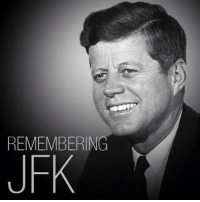 Memes, 🤖, and Today in History: REMEMBERING TODAY IN HISTORY: President John Fitzgerald Kennedy will always be in our memory. We lost him on this day in 1963.