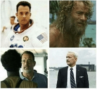 Reminder to never travel with Tom Hanks: Reminder to never travel with Tom Hanks