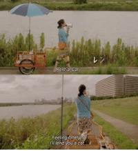 Cat, Rent, and You: Rent-a-Cat  Feeling lonely  Ill lend you a cat Rent-a-Cat (Naoko Ogigami, 2012)