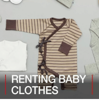 Belgium, Children, and Clothes: RENTING BABY  CLOTHES 16 JUN: A growing number of parents in Denmark are choosing to rent used baby clothes for their young children. The idea is that this is a more sustainable way to use clothes, cutting waste in the fashion industry. Entrepreneur Vigga Svensson's company offers the service in Copenhagen and others are following suit in Denmark and Belgium. Would you consider dressing your baby in clothes that have previously been used by other families? Find out more: bbc.in-babyclothes Babies Clothes Fashion Environment Denmark BBCWorldHacks BBCShorts BBCNews @BBCNews