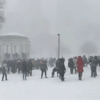 "Repost @abcnews: ""An epic snowball fight broke out in Boston Common as Thursday's snowstorm pounded the Northeast! ❄️ WSHH: Repost @abcnews: ""An epic snowball fight broke out in Boston Common as Thursday's snowstorm pounded the Northeast! ❄️ WSHH"