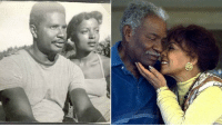 Black Lives Matter, Click, and Love: repost @becauseofthem FACT: Black love is real. See legendary actors and activists, Ossie Davis and Ruby Dee, who got married in 1948 and went on to share 56 years of marriage. Click the link in our profile to see a few more couples who proved that Black love can stand the test of time. Blacktivist icantbreath neverforget sayhername blackhistorymonth hotnews black africanamerican blacklivesmatter blackpride blackandproud dreamchasers blackgirls blackwomen blackman westandtogether proudtobeblack blackbusiness blackunity blackis melanin