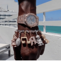 "Repost @floydmayweather: ""Out of all of my jewelry pieces... this charm bracelet that was made for me 10 years ago, has to be one of my favorites! I brought it out today to honor the people and things I enjoy the most. Each charm tells a bit about me Such as one of my many hobbies, betting and winning big on football and basketball. The musical note represents my love for all genres of music. The double ""R"" is the emblem of Rolls Royce; one of my favorite cars out of the 400 that I've owned throughout my life. Of course, the jet stands for my private jet ""Air Mayweather"". it's taken me to places around the world that most could only dream of. The chess piece is a reminder that life is about strategy and you must know your next move as well as your opponents. Each kid charm represents one of my four children, the absolute loves of my life. And last but not least, a boxing glove, a tribute to where it all started from."" 🙏💯 WSHH: Repost @floydmayweather: ""Out of all of my jewelry pieces... this charm bracelet that was made for me 10 years ago, has to be one of my favorites! I brought it out today to honor the people and things I enjoy the most. Each charm tells a bit about me Such as one of my many hobbies, betting and winning big on football and basketball. The musical note represents my love for all genres of music. The double ""R"" is the emblem of Rolls Royce; one of my favorite cars out of the 400 that I've owned throughout my life. Of course, the jet stands for my private jet ""Air Mayweather"". it's taken me to places around the world that most could only dream of. The chess piece is a reminder that life is about strategy and you must know your next move as well as your opponents. Each kid charm represents one of my four children, the absolute loves of my life. And last but not least, a boxing glove, a tribute to where it all started from."" 🙏💯 WSHH"