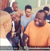 Memes, Rap, and Rap Battles: REPOSTWHIZ APP  atonybakercomedy When Christian Rap Battles go to far. W- @iamdavegregory