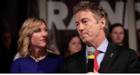 """Baseball, Cher, and Family: Republican Senator Rand Paul's wife, Kelley Paul, writes an open letter to Democrat Senator Cory Booker about how her family has received intimidation and threats due to his, and the Democrat Party's, calls for violence:  An open letter to Senator Cory Booker:  It's nine o'clock at night, and as I watch out the window, a sheriff's car slowly drives past my home. I am grateful that they have offered to do extra patrols, as someone just posted our home address, and Rand's cell number, on the internet -- all part of a broader effort to intimidate and threaten Republican members of Congress and their families.  I now keep a loaded gun by my bed. Our security systems have had to be expanded. I have never felt this way in my life.  In the last 18 months, our family has experienced violence and threats of violence at a horrifying level. I will never forget the morning of the shooting at the congressional baseball practice, the pure relief and gratitude that flooded me when I realized that Rand was okay.  He was not okay last November, when a violent and unstable man attacked him from behind while he was working in our yard, breaking six ribs and leaving him with lung damage and multiple bouts of pneumonia. Kentucky's secretary of state, Alison Lundergan Grimes, recently joked about it in a speech. MSNBC commentator Kasie Hunt laughingly said on air that Rand's assault was one of her """"favorite stories."""" Cher, Bette Midler, and others have lauded his attacker on Twitter. I hope that these women never have to watch someone they love struggle to move or even breathe for months on end.  Earlier this week, Rand was besieged in the airport by activists """"getting up in his face,"""" as you, Senator Booker, encouraged them to do a few months ago. Preventing someone from moving forward, thrusting your middle finger in their face, screaming vitriol -- is this the way to express concern or enact change? Or does it only incite unstable people to violence, making"""