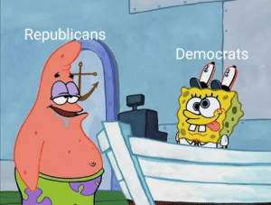 US Politics in a Nutshell: Republicans  Democrats US Politics in a Nutshell