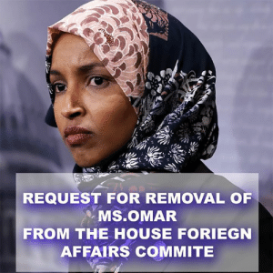 She never should have been allowed in Congress!  There Is PANIC In The Diabetes Industry! Big Pharma executives can't believe their eyes. SEE WHY CLICK HERE ►► http://u-read.org/no-diabetes: REQUEST FOR REMOVAL OF  . Ms.OMAR  FROM THE HOUSE FORIEGN  AFFAIRS COMMITE She never should have been allowed in Congress!  There Is PANIC In The Diabetes Industry! Big Pharma executives can't believe their eyes. SEE WHY CLICK HERE ►► http://u-read.org/no-diabetes