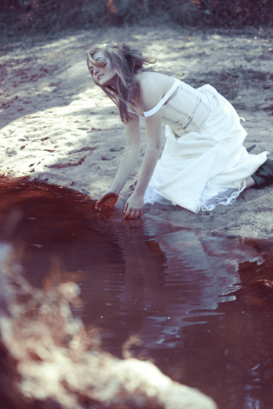 Tumblr, Blog, and Flickr: requiem-on-water:    to wear a heart so white by Holly Henry
