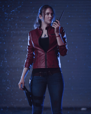 Resident Evil 2 Claire Redfield Cosplay: Resident Evil 2 Claire Redfield Cosplay