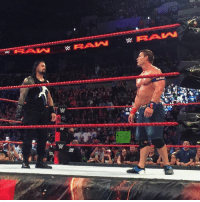 Respect, Roman Reigns, and Roman: Respect is EARNED, Roman Reigns.