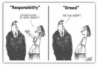 "Memes, Money, and Entitled: ""Responsibility""  ""Greed""  IM ENTITLED  TO YOUR MONEY  NO, YOU ARENT. (GC)"