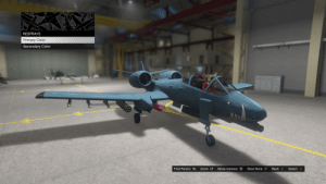 Time to take the new jet out for a spin: RESPRAYS  Primary Color  Secondary Color  First Person  Back B  Select A  Zoom LT  Move Camera R  Xbox Store Y Time to take the new jet out for a spin