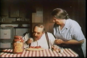"retark:  equestrianrepublican:  conspicuouslad:  chefpyro:  1969 Alka Seltzer ""Spicy Meatball"" Commercial  Honestly I've heard this parodied so much but I've never seen the source  I didn't even know it was a commercial I just thought it was a joke at Italians.  Why aren't todays commercials like this : retark:  equestrianrepublican:  conspicuouslad:  chefpyro:  1969 Alka Seltzer ""Spicy Meatball"" Commercial  Honestly I've heard this parodied so much but I've never seen the source  I didn't even know it was a commercial I just thought it was a joke at Italians.  Why aren't todays commercials like this"