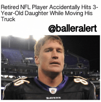 Community, Family, and Friday: Retired NFL Player Accidentally Hits 3-  Year-Old Daughter While Moving His  Truck  @balleralert  RAVENS Retired NFL Player Accidentally Hits 3-Year-Old Daughter While Moving His Truck - blogged by @MsJennyb ⠀⠀⠀⠀⠀⠀⠀⠀⠀ ⠀⠀⠀⠀⠀⠀⠀⠀⠀ Tragedy struck Friday afternoon after retired Pro Bowl tight-end ToddHeap accidentally ran over his 3-year-old daughter with his truck. ⠀⠀⠀⠀⠀⠀⠀⠀⠀ ⠀⠀⠀⠀⠀⠀⠀⠀⠀ The incident occurred in a gated community in Las Sendas, AZ. According to Mesa officials, Heap was moving his truck in the driveway of the Heap family home when he accidentally struck his daughter. ⠀⠀⠀⠀⠀⠀⠀⠀⠀ ⠀⠀⠀⠀⠀⠀⠀⠀⠀ Authorities were told the 3-year-old was in the driveway when Heap moved his truck forward and hit her, as they responded to the call of a car-pedestrian accident. ⠀⠀⠀⠀⠀⠀⠀⠀⠀ ⠀⠀⠀⠀⠀⠀⠀⠀⠀ The little girl was transported to a local hospital, where she was later pronounced dead. ⠀⠀⠀⠀⠀⠀⠀⠀⠀ ⠀⠀⠀⠀⠀⠀⠀⠀⠀ According to reports, Heap showed no signs of impairment. The investigation is underway.