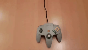 Target, Tumblr, and Blog: retrogamingblog: how to properly hold an N64 controller