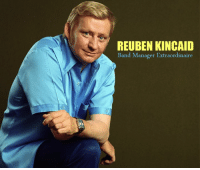 Memes, Band, and 🤖: REUBEN KINCAID  Band Manager Extraordinaire Dave Madden was born on this day in 1931. Watch him on The Partridge Family, Saturdays at 1p ET & Sundays at 12p ET on Antenna TV.   What is your favorite Reuben Kincaid moment?