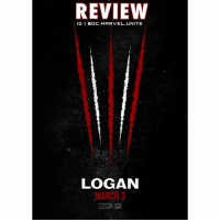 Memes, X-Men, and 🤖: REVIEW  IGI BDC. MARVEL UNITE  LOGAN  MARCH 3 ( REVIEW - SPOILERS ) ❌ LOGAN may very well be…The Best Marvel Movie Ever, it is definitely the best XMen Movie, even though it didn't feel like a SuperHero Movie…which is a good thing. I give Logan a Solid 9-10. HughJackMan gave us the Old Man Wolverine we always wanted…except without the Yellow suit we will always Dream of. But DafneKeen as Laura (X-23) Stole the show…especially when she started Talking. The Actiom was Bloody and Brutal…everything I ever wanted from an R-Rated LoganMovie. The Villain was forgetful, but he proved his purpose…and the Young NewMutants that showed up at the end left me wanting more. The ending almost had me in Tears…and Logan's Death was perfectly depressing. I loved how X23 turned the cross on his grave into an 'X'…that was Legendary. Overall…I fucking loved this Movie, and K really hope Laura returns for her own Spinoff Movie of Future X-MEN ! Comment Below what you Thought of The OldManLogan Movie…I know I'm Late. MarvelCinematicUniverse ❌ MCU