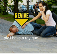 REVIVE  plz have a ray gun On me WAW zombies 😂