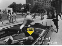 REVIVE  rs bro I  have raygun memes Hurry I'm bleeding out!