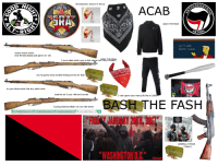 Revolutionary Communist in the US starterpack: revolutionary ancom in the us  ASCHIST  ACAB  BASH THE FASH  AKTION  ALT NEO  RIGHT NAZI  mosin mosin mosin  but al please just get an  ar-15)  BASH THE FAS  ve no idea what a gun is but where can  I buy a mosin  you're gonna have trouble finding ammo for that  my gun store never has any spam cans  dude its ok if your rifle isn't soviet  I wish spam cans were $30 like in 2008  BASH THE FASH  fucking liberals better not ruin the strike  The Edgiest page on th  me irl-selfies of the so  t Rifle Associatio  ism: Beneath  GENERAL STRIKE  (meow)  WASHINGTON DC  WEAR BLACK Revolutionary Communist in the US starterpack