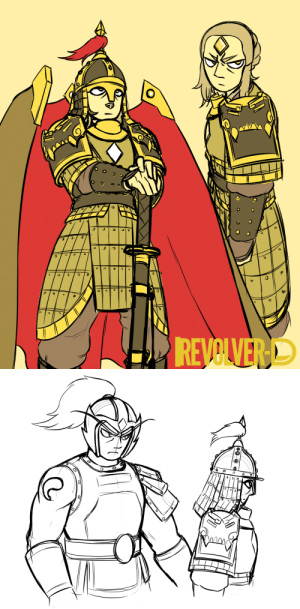 revolver-d:  Gold the grand martial lord of the Old World, teacher of Jade and the leader of the first rebellion. : REVOLVERD revolver-d:  Gold the grand martial lord of the Old World, teacher of Jade and the leader of the first rebellion.