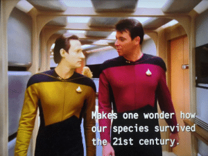 Rewatching Star Trek: The Next Generation: Rewatching Star Trek: The Next Generation