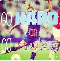 """""""Go Hard Or Go Home """" 👌 Girls who play football COMMENT👇👇👇: rgica, soccer  rorille  AB """"Go Hard Or Go Home """" 👌 Girls who play football COMMENT👇👇👇"""