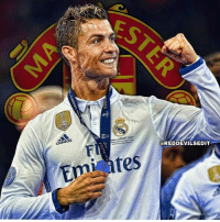 Adidas, Cristiano Ronaldo, and Memes: ri rA  adidas  NAL CARDIFF 2017  osos  Fl  @REDDEVILSEDIT  EmkItes  N14  Fi Report Claims Cristiano Ronaldo Wants to Quit Real Madrid & Leave Spain After Fraud Accusation Double tap if you want to see him back at oldtrafford