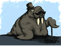 The Fluffy Walrus Memes Collection: Part 1 - Respect the Dapper Walrus: RI The Fluffy Walrus Memes Collection: Part 1 - Respect the Dapper Walrus