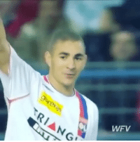 Benzema breaking ankles back in his Lyon days 😎🔥 ⠀ @worldfootballvids: RIANG  WWF V Benzema breaking ankles back in his Lyon days 😎🔥 ⠀ @worldfootballvids