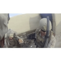 Marine Survives Sniper Headshot In Afghanistan | Close Call On Helmet Cam. U.S Marine survives a non-fatal headshot by taliban sniper in Afghanistan. Luckily the bullet only hit his helmet and didnt caused fatal damages. His other squadmembers also had luck the bullet didnt hit one of them. Notable is how calm they reacted to the shot. The attack was recorded on an helmet camera during a joint helicopter raid in the Now Zad district, Helmand Province - Credit for the Footage goes out to Sam Arnold --------------------- Like, comment and tag your friends for more. --------------------- US Afghanistan bye goat fu*kers america merica military footage: ric Marine Survives Sniper Headshot In Afghanistan | Close Call On Helmet Cam. U.S Marine survives a non-fatal headshot by taliban sniper in Afghanistan. Luckily the bullet only hit his helmet and didnt caused fatal damages. His other squadmembers also had luck the bullet didnt hit one of them. Notable is how calm they reacted to the shot. The attack was recorded on an helmet camera during a joint helicopter raid in the Now Zad district, Helmand Province - Credit for the Footage goes out to Sam Arnold --------------------- Like, comment and tag your friends for more. --------------------- US Afghanistan bye goat fu*kers america merica military footage