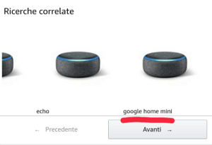 Amazon, Google, and Good: Ricerche correlate  echo  google home mini  Precedente  Avanti Good job Amazon.