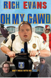 red letter media: RICH EVANS  HMY GAWD  DONT MESS WITH HIS