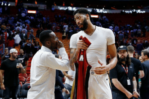 "Rich Paul warns the Celtics about pursuing AD: ""They can trade for him, but it'll be for one year,"" per Sports Illustrated: Rich Paul warns the Celtics about pursuing AD: ""They can trade for him, but it'll be for one year,"" per Sports Illustrated"