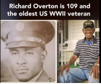 """<p>""""First I kicked Nazi ass, now I kick death's ass. Come at me.""""</p>: Richard Overton is 109 and  the oldest US WWIl veteran <p>""""First I kicked Nazi ass, now I kick death's ass. Come at me.""""</p>"""
