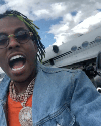 Dad, Memes, and Wshh: RichTheKid taking private jets with his dad after NewFreezer went platinum! 👏🔥 @richthekid WSHH
