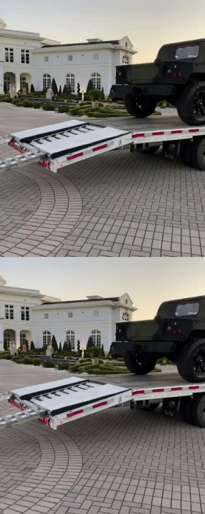 Rick Ross added a Military Humvee to his collection!  👀🚘  @RickRoss https://t.co/YHMCNe3HSy: Rick Ross added a Military Humvee to his collection!  👀🚘  @RickRoss https://t.co/YHMCNe3HSy