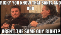thanks Evan Rogers! be sure to check out the catalog of Trailer Park Boys Games over at http://trailerparkboysgames.com/shop: RICKY VOU KNOW THAT SANTA AND  OD  ARENT THE SAME GUY RIGHT thanks Evan Rogers! be sure to check out the catalog of Trailer Park Boys Games over at http://trailerparkboysgames.com/shop