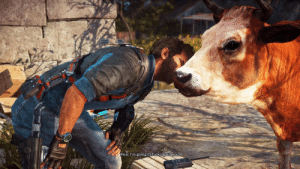 Just Cause 3, Just Cause, and Rico: Rico: I'm going to fuckingikillNou My favorite screenshot from Just Cause 3