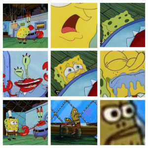 Are you feeling it now Mr. Krabs?: RICR Are you feeling it now Mr. Krabs?