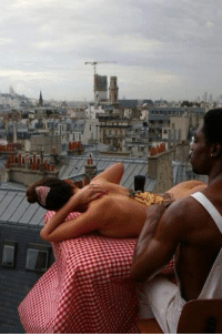 This is Eddie Murphy eating a skirt steak and fries off the back of a naked model somewhere in Europe in the 80's. That is all, carry on.: Rie  rin n This is Eddie Murphy eating a skirt steak and fries off the back of a naked model somewhere in Europe in the 80's. That is all, carry on.