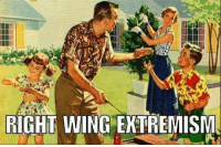 Winge: RIGH WING EXTREMISM