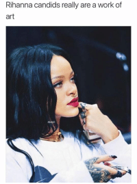 Rihanna: Rihanna candids really are a work of  art