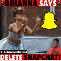 Snapchat jokes about domestic violence with Rihanna and Chris Brown…🤔🤔🤔 WitChoDumbAss ——————————————————————————— FOLLOW (@JamesJeffersonJ ) FOR MORE FUNNY VIDEOS! JamesAndreJeffersonJr ——————————————————————————— snapchatad snapchat riri rihanna badgalriri rihannanavy navy fenty fentybeauty boycottsnapchat domesticviolence chrisbrown breezy cb rant instagram @badgalriri @chrisbrownofficial: RIHANNA SAYS  IG: @JamesJeffersonJ  DELETE SNAPCHAT! Snapchat jokes about domestic violence with Rihanna and Chris Brown…🤔🤔🤔 WitChoDumbAss ——————————————————————————— FOLLOW (@JamesJeffersonJ ) FOR MORE FUNNY VIDEOS! JamesAndreJeffersonJr ——————————————————————————— snapchatad snapchat riri rihanna badgalriri rihannanavy navy fenty fentybeauty boycottsnapchat domesticviolence chrisbrown breezy cb rant instagram @badgalriri @chrisbrownofficial