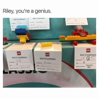 Riley doesn't care what other people think and I dig that mentality - Max textpost textposts: Riley, you're a genius.  Kid Creations  Kid Creations  LEGO  LEGo  LEGO  Kid Creations  Kid Creations  Kid Creations  Fint Name  Age  Nanne of Creation:--  irst Name  First Nome  SHooTEL  eto  Age  mem  Hame of Creation Riley doesn't care what other people think and I dig that mentality - Max textpost textposts