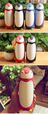 Cute, Family, and Friends: rileyrubins:  saltycaffeine:  Cute and Unique penguin Thermos Flask that is light and easy to carry around! Fits in any bag! Perfect for all ages! This Penguin Flask will make a lovely and fun Gift for your friends and family! USE CODE: PENGUIN FOR A DISCOUNT = GET YOURS HERE =   I need this in my life. Husband had been informed.