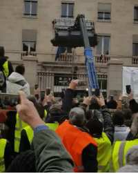 Memes, Patriotic, and American: Riots in France take Crappy Turn. They dumped manure on the Government doorstep! Waiting for my American patriots to do the same! TaxationIsTheft