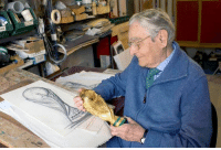Soccer, World Cup, and World: RIP Silvio Gazzaniga, the man from Milan who designed and sculpted the World Cup trophy, has sadly passed away aged 95.